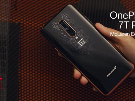 Ανακοινώθηκε το OnePlus 7T Pro με SD855+ και η McLaren Edition με 12GB ram