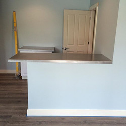 #stainless #countertop #mahaffymetalworks