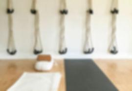 Estúdio de Iyengar Yoga