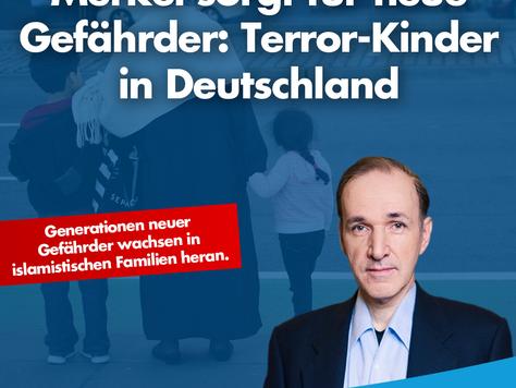 Merkel sorgt für neue Gefährder