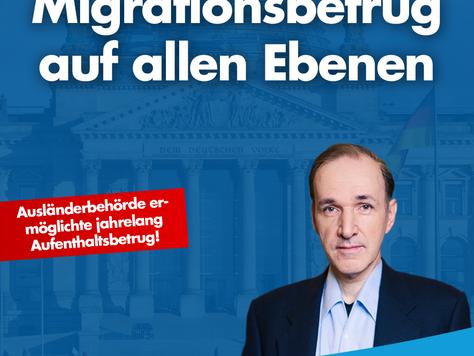 Migrationsbetrug auf allen Ebenen
