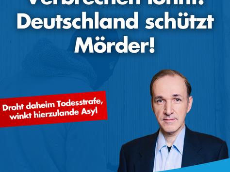 Deutschland schützt Mörder!