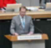 Carsten Ubbelohde im Abgeordnetenhaus von Berlin
