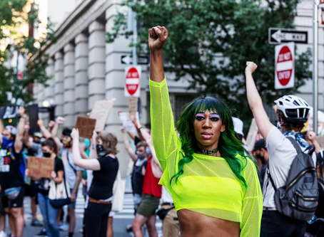 Why organizers are fighting to center black trans lives right now