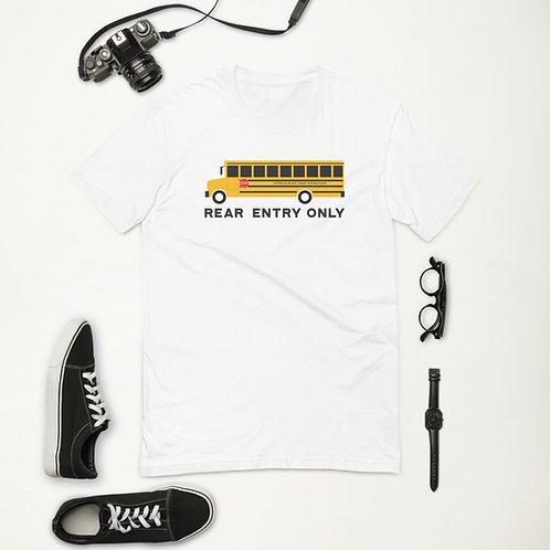 Rear Entry Short Sleeve T-shirt