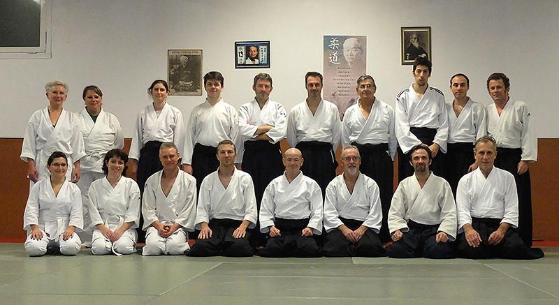 aikido interclub clermont l'hérault