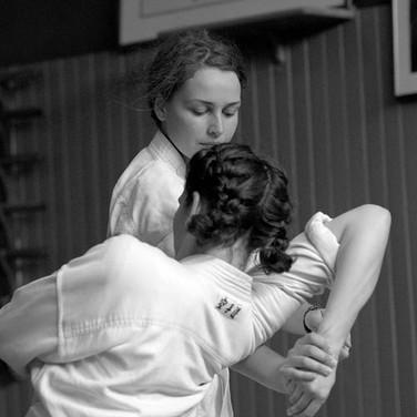 L'Aïkido au féminin