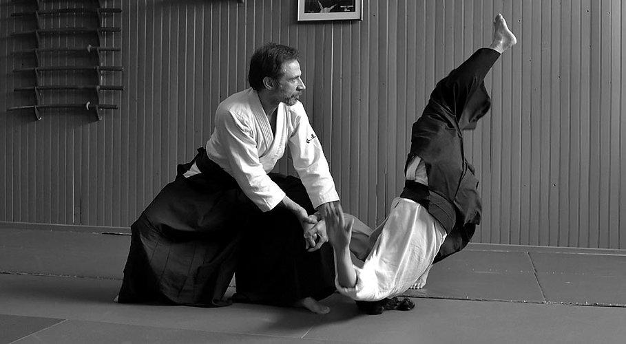 aité uké aikido