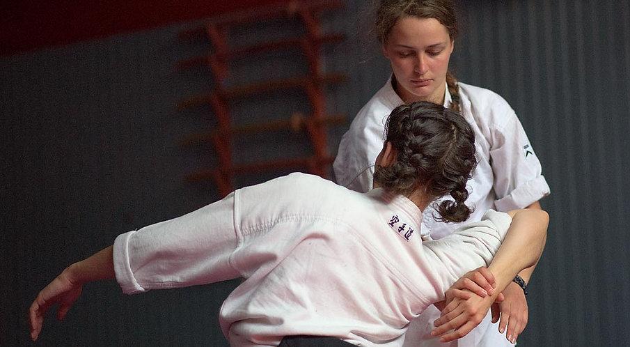 aikido féminin