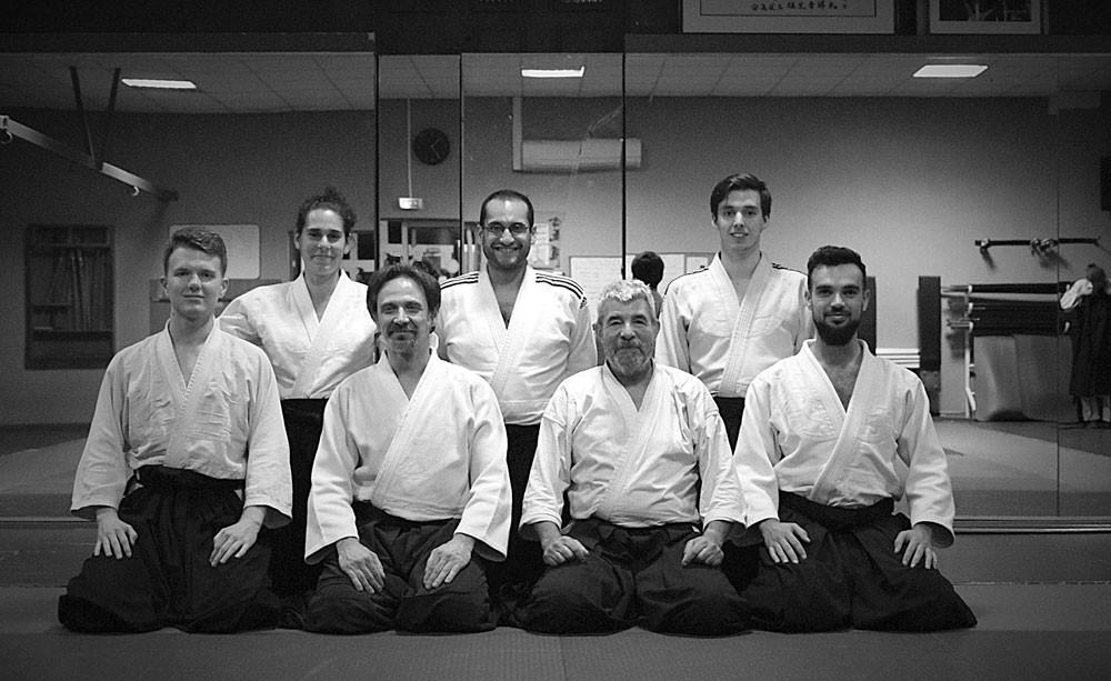 Grade Aikido