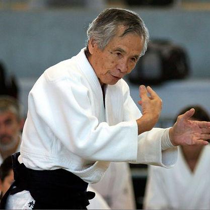 Nobuyoshi Tamura - Art Martial Japonais