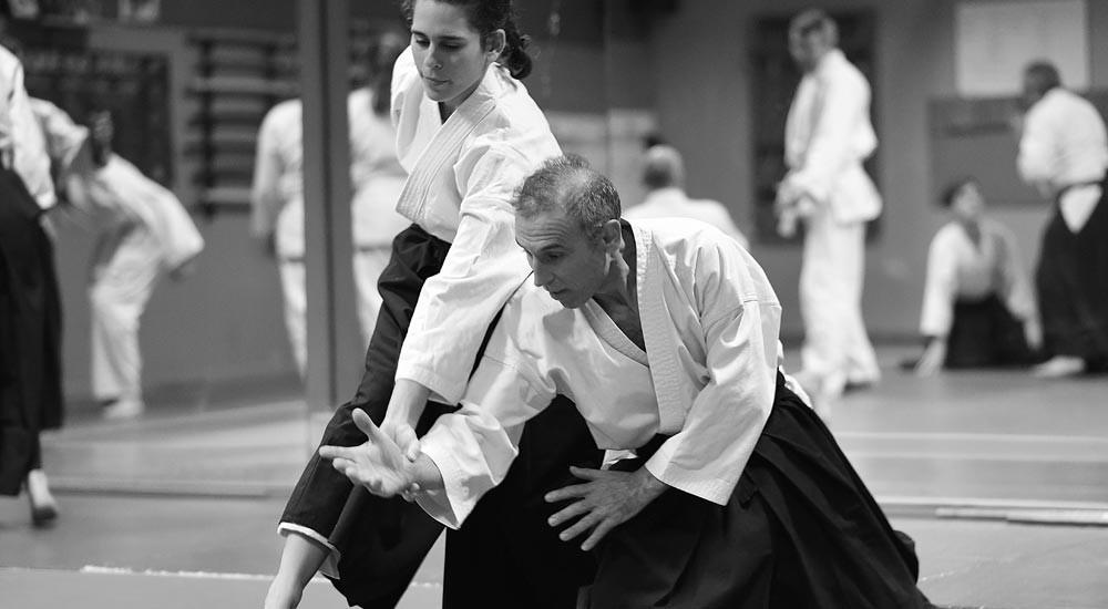 La progression technique en aikido