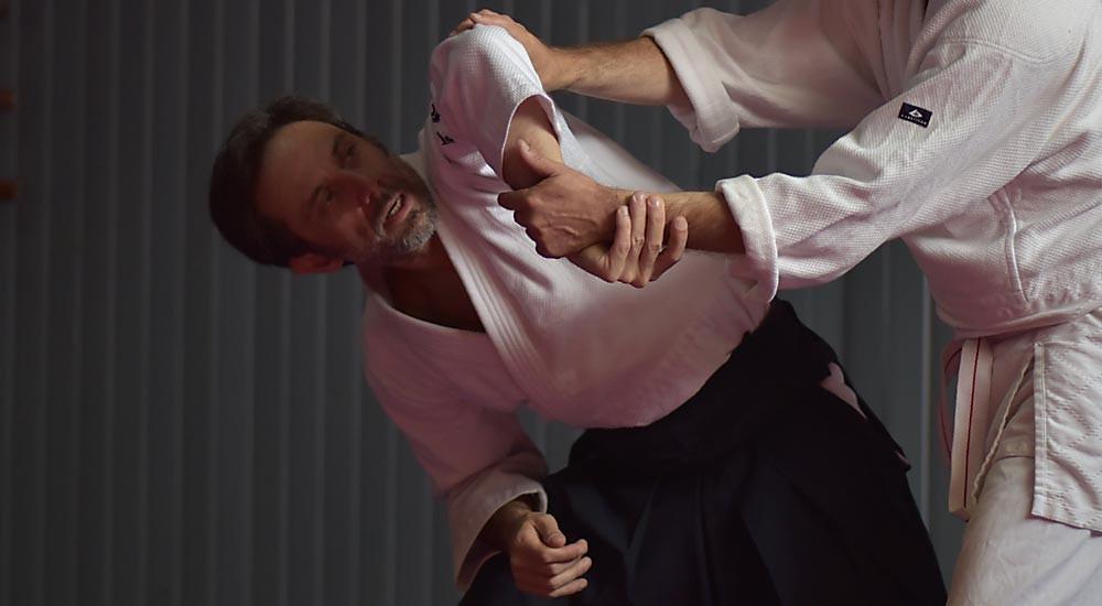aité uké en Aikido