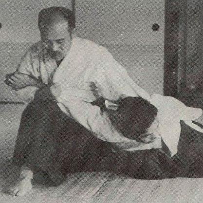 Morihei Ueshiba - Art martial japonais