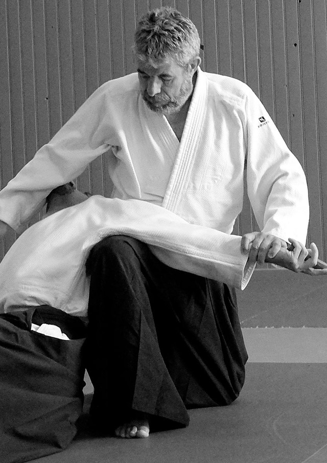 Les armes en Aikido