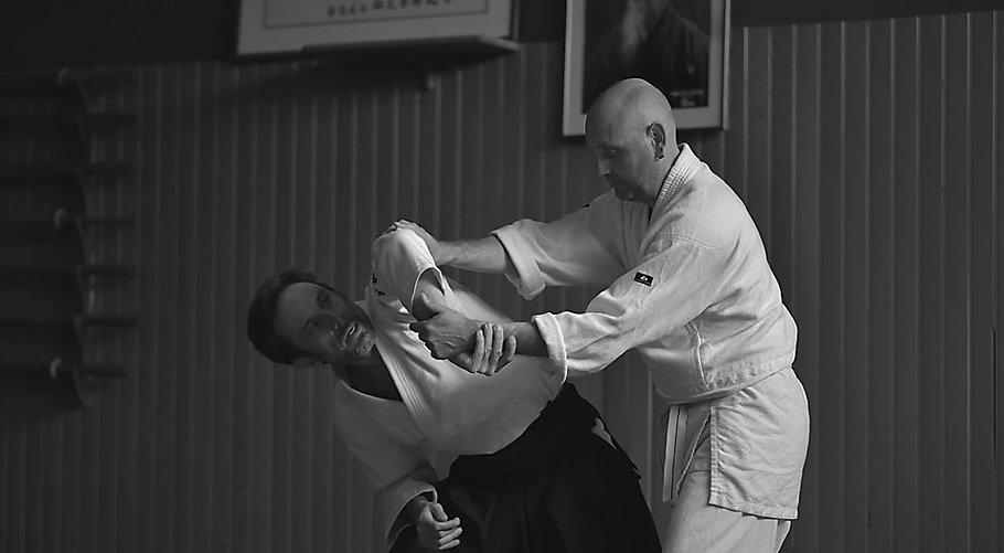 decouvrir aikido