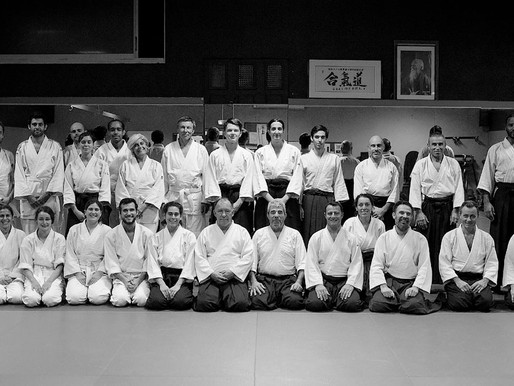Inter-Club avec l'Aikido Club de Vendargues
