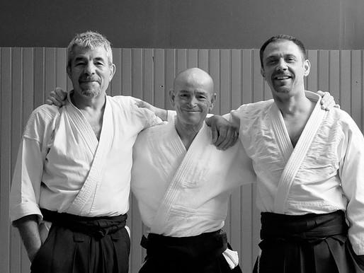 Aikiciam, petite histoire du club d'aïkido à Montpellier