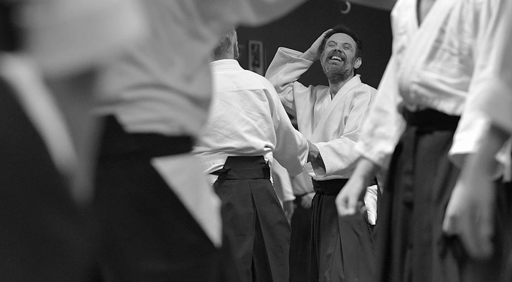 Pierre Aikido, Interclub