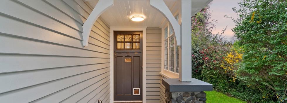 12 Westminster Street - Front Door