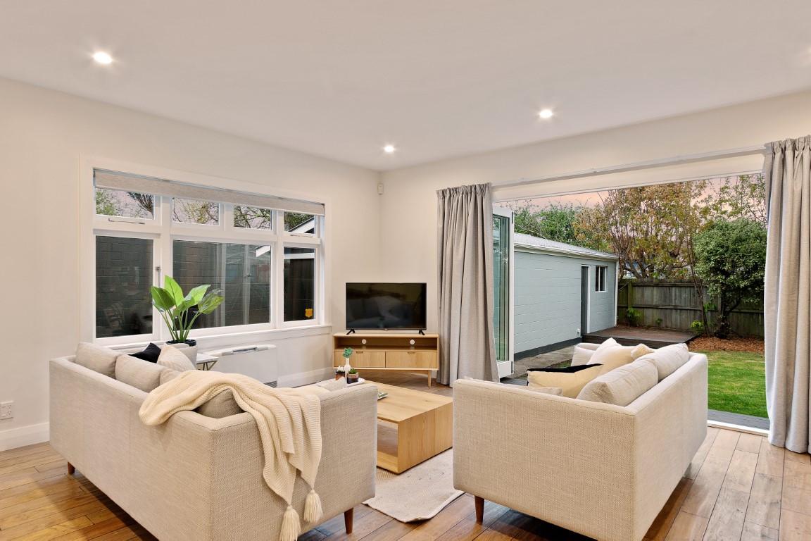 12 Westminster Street - Living Room