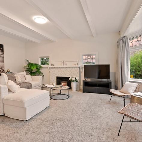 12 Westminster Street - Tv room