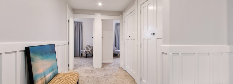 12 Westminster Street - Opstairs Hallway
