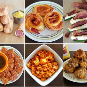 Super Bowl Keto Friendly Food Ideas