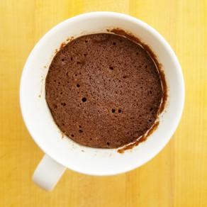 Ruled.me Chocolate Mug Cake