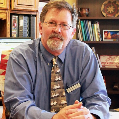 Executive Director Booth, Museums of Western Colorado