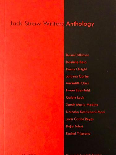 Jack Straw - 2018 Writers Anthology