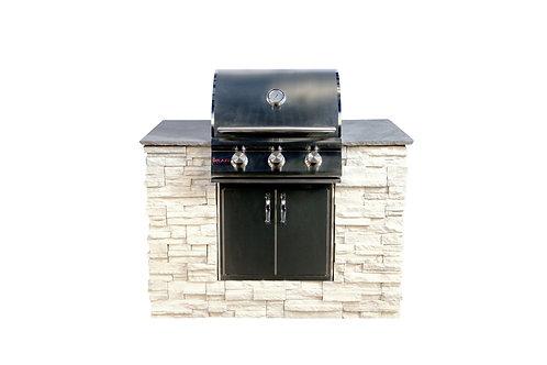 Stetson Outdoor Kitchen Kit