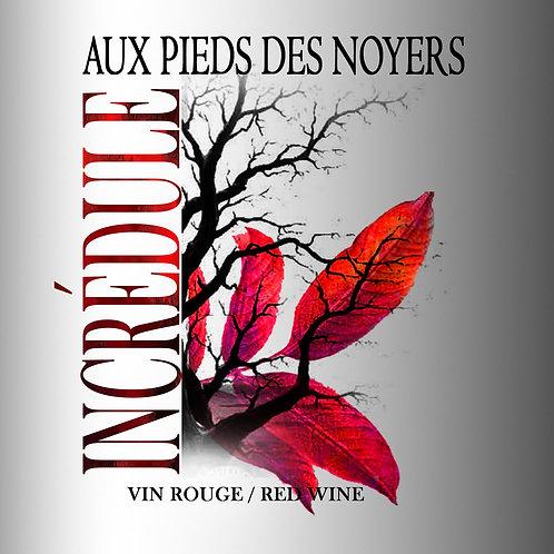 Vin rouge - L'Incrédule