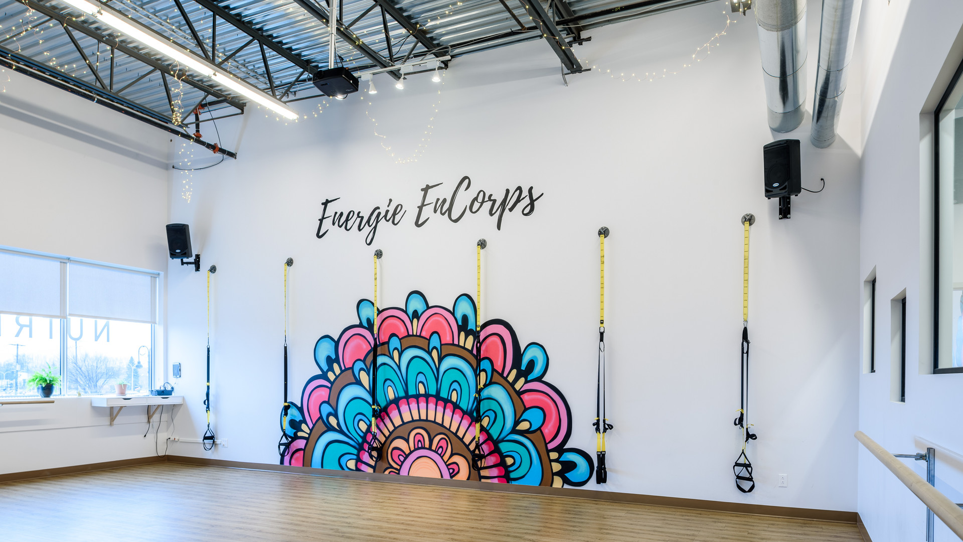 Energie EnCorps yoga studio