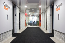 corporate lobby design