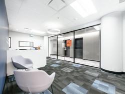 reception bureau mobilier