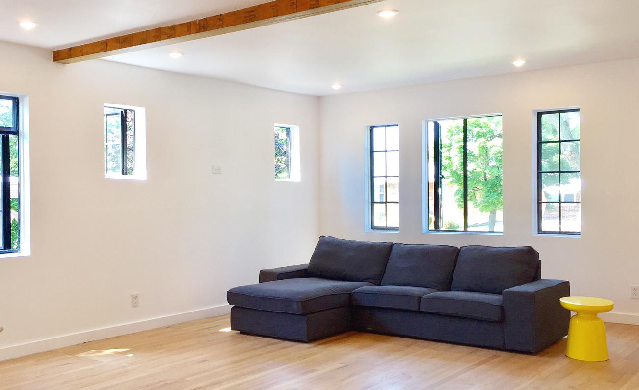 residence modern living room