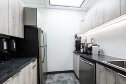 corporate kitchenette