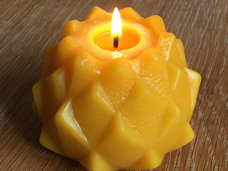 The Story of the Melvi-Lotus-Candle