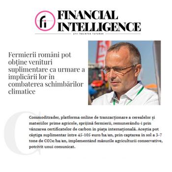 Arnaud Perrein - Financial Intelligence