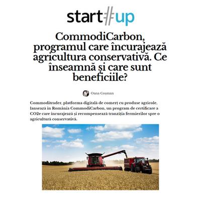 CommodiCarbon Launch - PR Results - June
