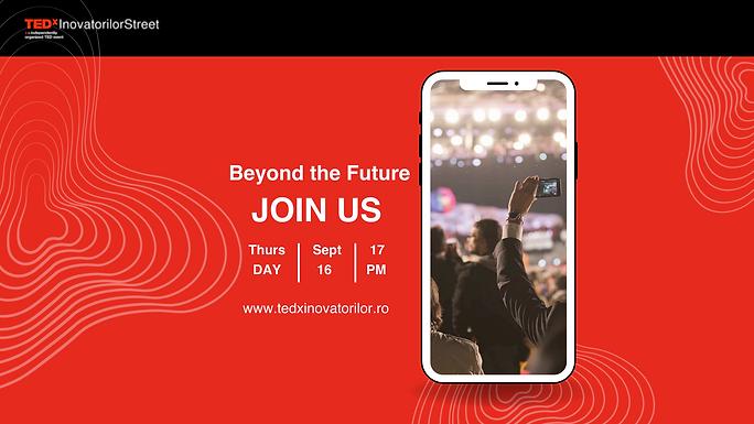 Vizionari în domeniul inovației medicale vin la Beyond the Future, primul eveniment marca TEDxInovatorilorStreet, să vorbească despre ideile lor