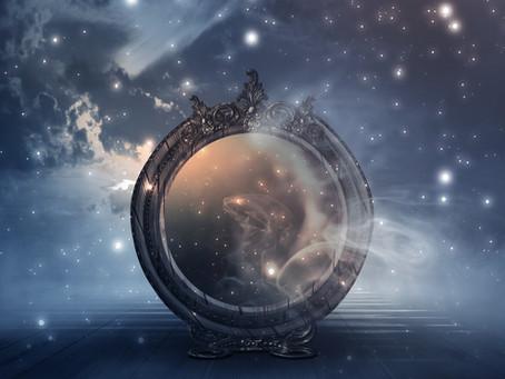 Enchanted Mirror: Inner Beauty & Strength Spell