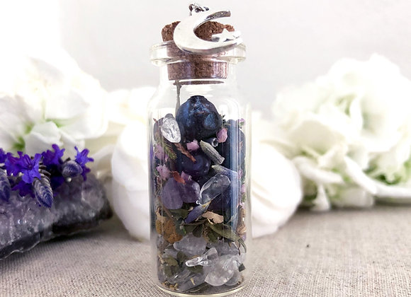DreamWitch Divination Spell Pendant