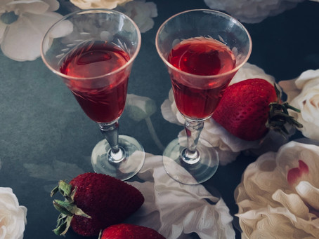 Strawberry Hibiscus Love Potion