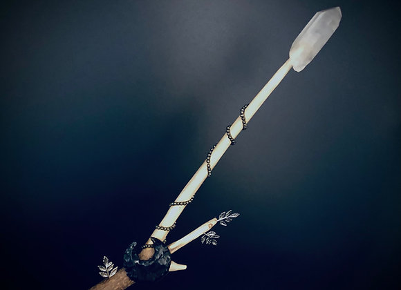 """The """"Cimmerian"""" Wand"""