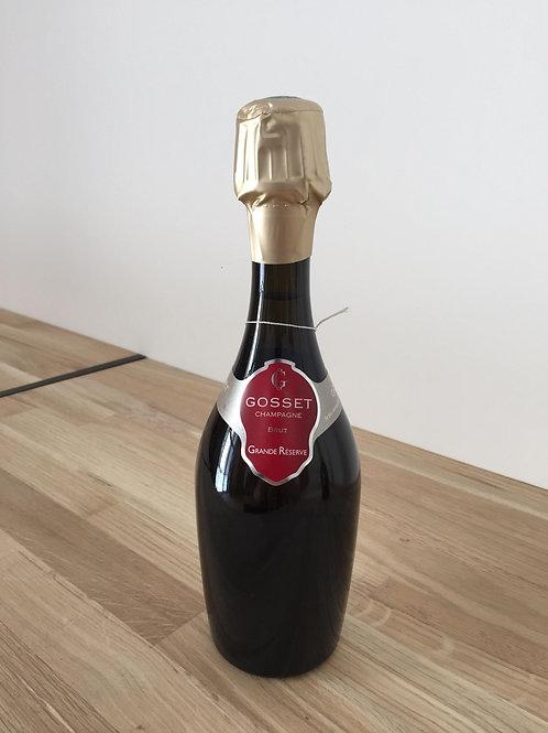 Champagne Gosset Grande Réserve-Brut Demi Bouteille