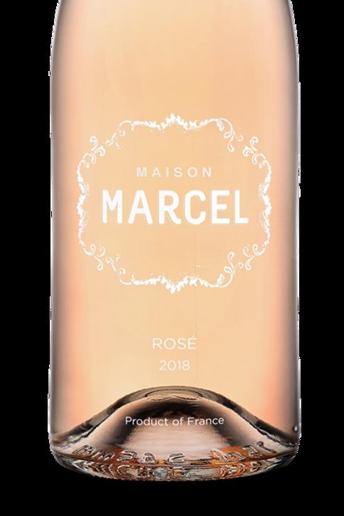 Maison Marcel Méditerranée IGP • Rosé • 2018