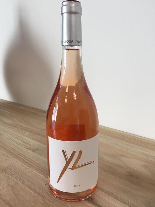 Yves LECCIA, YL Ile de Beauté IGP • Rosé • 2019