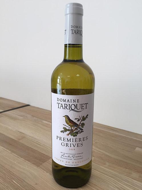 Domaine Tariquet Premières Grives 2019